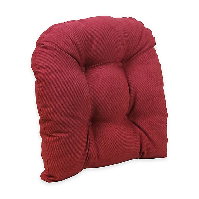 Alternate image 1 for Klear Vu Universal Extra Large Woven Gripper Chair Pad