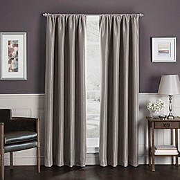 Sebastian Rod Pocket Insulated 100% Blackout Window Curtain Panel
