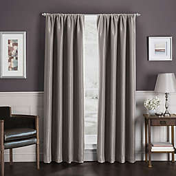 Sebastian Rod Pocket Insulated Total Blackout™ Window Curtain Panel