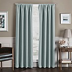 Sebastian 84-Inch Rod Pocket Insulated Total Blackout™ Window Curtain Panel in Blue