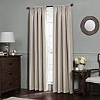 Emery 84-Inch Rod Pocket Insulated Total Blackout™ Window Curtain Panel in Oatmeal