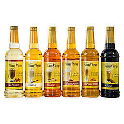 Jordan's Skinny Syrups™ 6-Pack Classic Gourmet Syrup Sampler