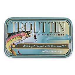 AmuseMints® Trout 24-Pack Sugar-Free Mints