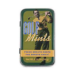 AmuseMints® Male Golfer 24-Pack Sugar-Free Mints
