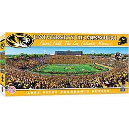 University of Missouri 1000-Piece Stadium Panoramic Jigsaw Puzzle