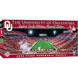 University of Oklahoma 1000-Piece Stadium Panoramic Jigsaw Puzzle