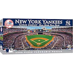 MLB New York Yankees 1000-Piece Stadium Panoramic Jigsaw Puzzle