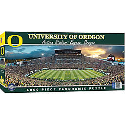 University of Oregon 1000-Piece Stadium Panoramic Jigsaw Puzzle