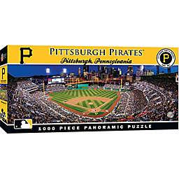 MLB Pittsburgh Pirates 1000-Piece Stadium Panoramic Jigsaw Puzzle