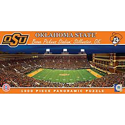 Oklahoma State University 1000-Piece Stadium Panoramic Jigsaw Puzzle