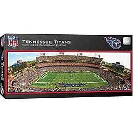 NFL Tennessee Titans 1000-Piece Stadium Panoramic Jigsaw Puzzle