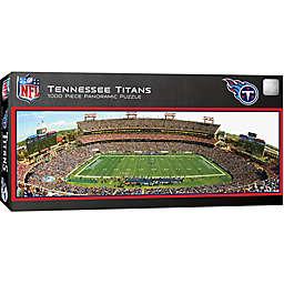 NFL Tennessee Titans 1000-Piece Stadium Panoramic Jigsaw Puzzle