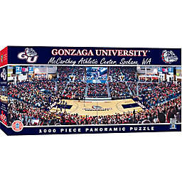 Gonzaga University 1000-Piece Stadium Panoramic Jigsaw Puzzle