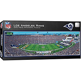 NFL Los Angeles Rams 1000-Piece Stadium Panoramic Jigsaw Puzzle