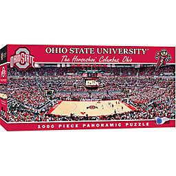 Ohio State University 1000-Piece Stadium Panoramic Jigsaw Puzzle