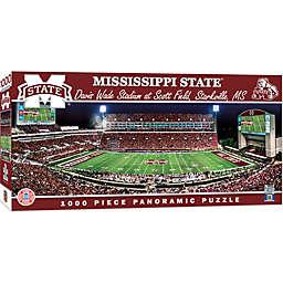 Mississippi State University 1000-Piece Stadium Panoramic Jigsaw Puzzle