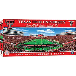 Texas Tech University 1000-Piece Stadium Panoramic Jigsaw Puzzle