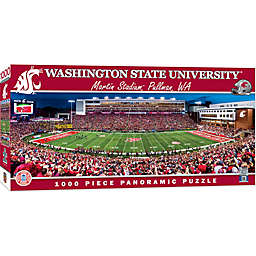 Washington State University 1000-Piece Stadium Panoramic Jigsaw Puzzle