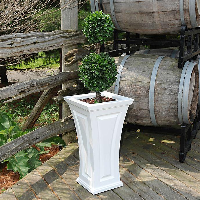 Alternate image 1 for Mayne Cambridge 28-Inch Tall Planter