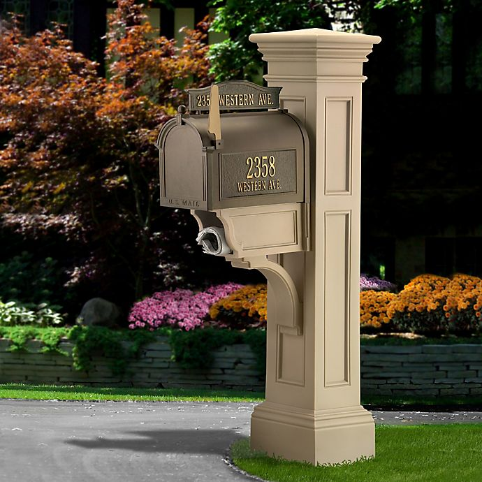 Alternate image 1 for Mayne Liberty Mail Post