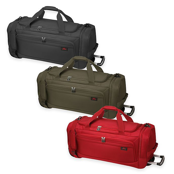 Skyway 174 Luggage Co Sigma 5 0 30 Inch Rolling Duffle Bed