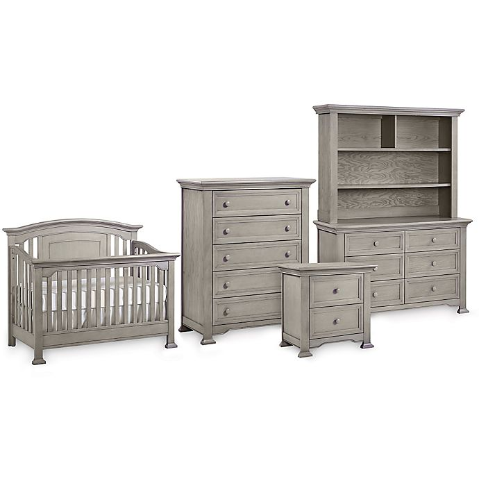 Alternate image 1 for Kingsley Brunswick Nursery Furniture Collection in Ash Grey