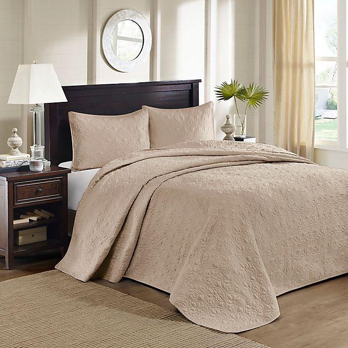 Alternate image 1 for Madison Park Quebec Bedspread Set