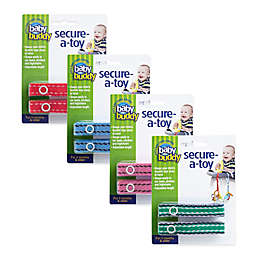 Baby Buddy® Secure-a-Toy Straps (Set of 2)