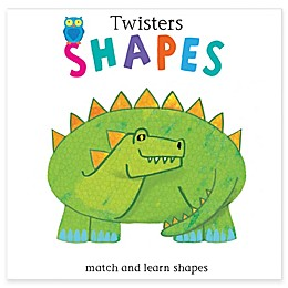 """Barron's Educational Series """"Twisters: Shapes"""" by Anton Poitier"""