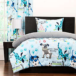 Crayola® Chase Your Dreams Reversible Comforter Set