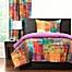 Part of the Crayola® Etch Reversible Comforter Set