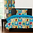 Part of the Crayola® Monster Friends Reversible Comforter Set in Blue