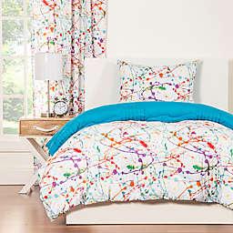 Crayola® Splat Reversible Comforter Set