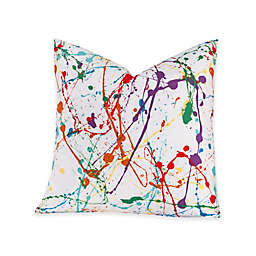 Crayola® Splat 16-Inch Square Throw Pillow