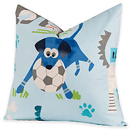 Crayola® Chase Your Dreams 26-Inch Square Throw Pillow
