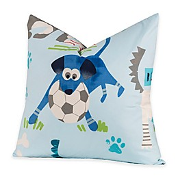 Crayola® Chase Your Dreams 20-Inch Square Throw Pillow