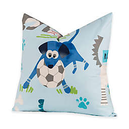 Crayola® Chase Your Dreams 18-Inch Square Throw Pillow