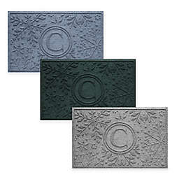 Weather Guard™ Snowflake 23-Inch x 36-Inch Holiday Door Mat