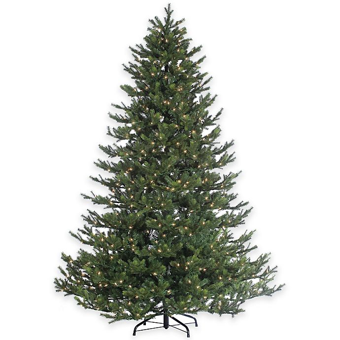 Buy Christmas Tree Seedlings: Buy Rockford Pine 9-Foot Pre-Lit Christmas Tree With Clear