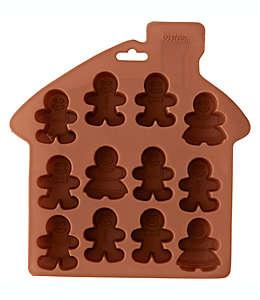 Molde para dulces con forma de galletas de jengibre Wilton®