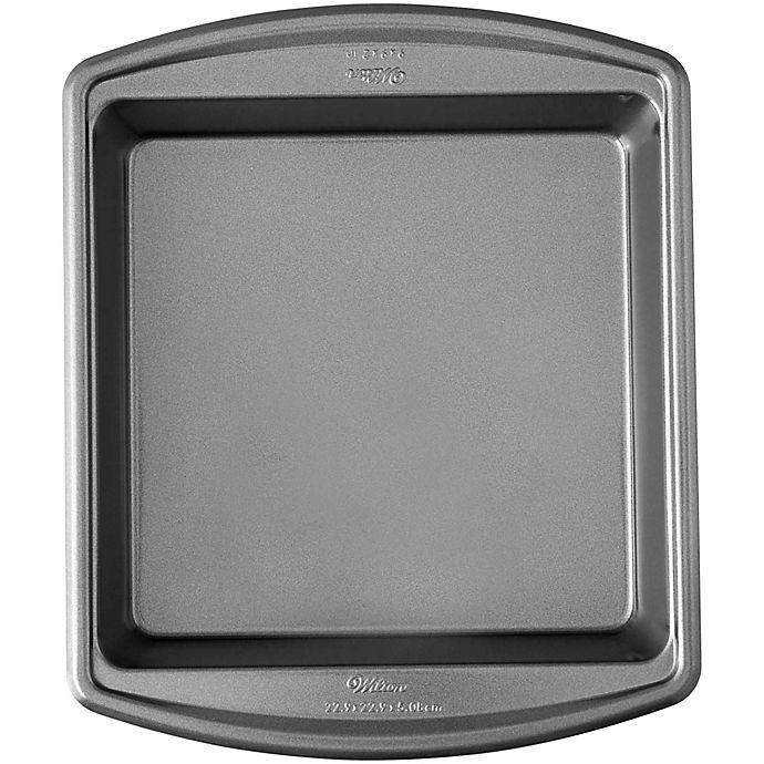 Alternate image 1 for Wilton® Advance Select Premium Nonstick™ 9-Inch Square Cake Pan
