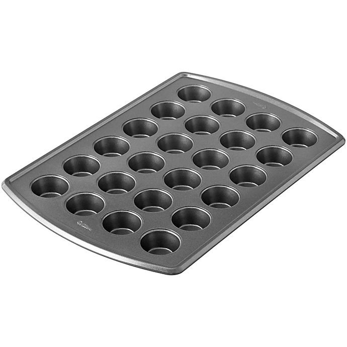 Alternate image 1 for Wilton® Advance Select Premium Nonstick™ 24-Cup Mini Muffin Pan