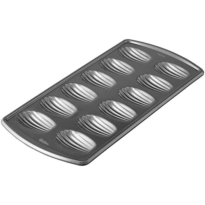Alternate image 1 for Wilton® Advance Select Premium Nonstick™ 12-Cavity Madeleine Pan