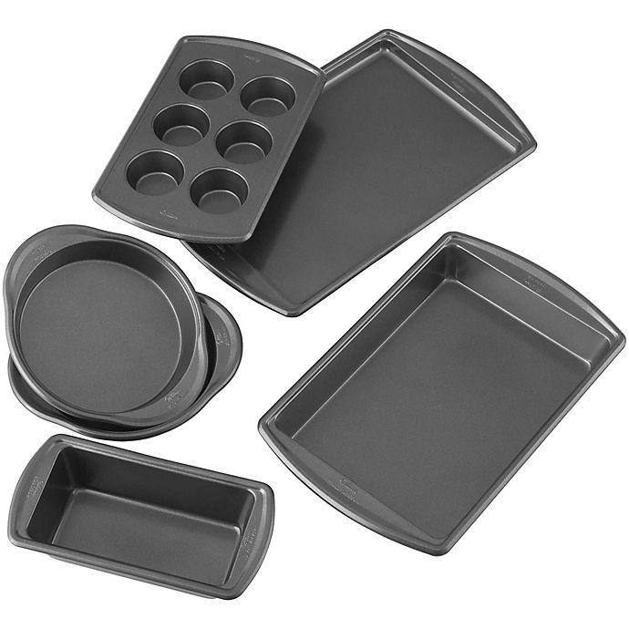 Alternate image 1 for Wilton® Advance Select Premium Nonstick™ 6-Piece Bakeware Set