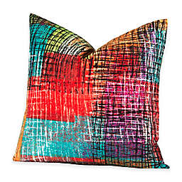 Crayola® Etch 20-Inch Square Throw Pillow