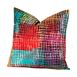 Crayola® Etch 18-Inch Square Throw Pillow