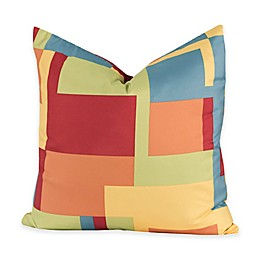 Crayola® Paint Box 18-Inch Square Throw Pillow