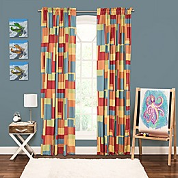 Crayola® Paint Box 84-Inch Window Curtain Panel