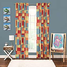 Crayola® Paint Box 84-Inch Window Curtain Panel