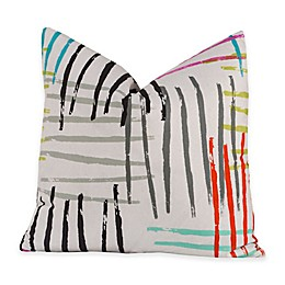 Crayola® Stroke of Genius 18-Inch Square Throw Pillow